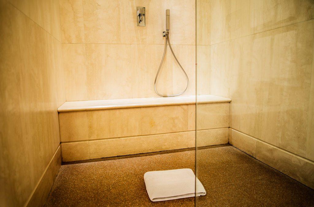 best hotel bathroom