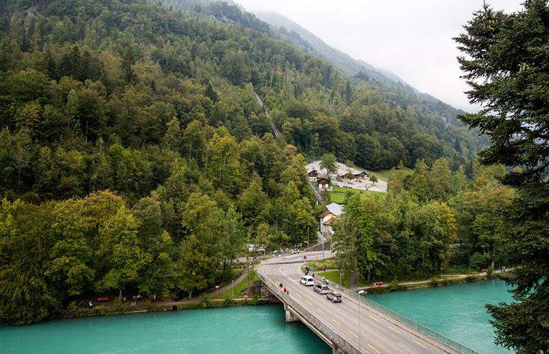 best hotel in interlaken aare river view
