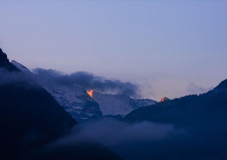 best hotel in interlaken mountain views