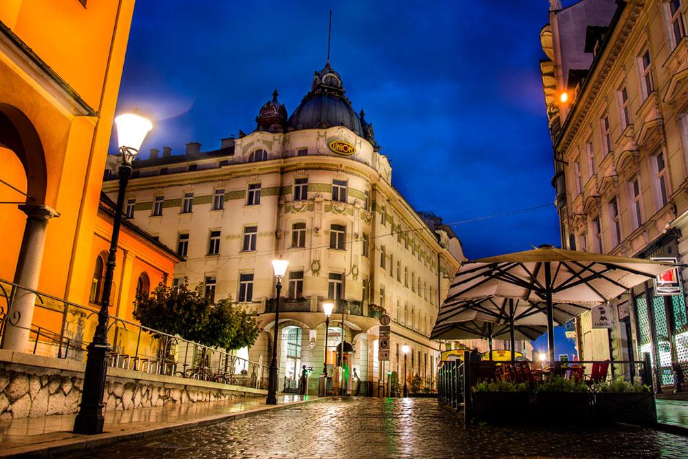best hotel in ljubljana slovenic