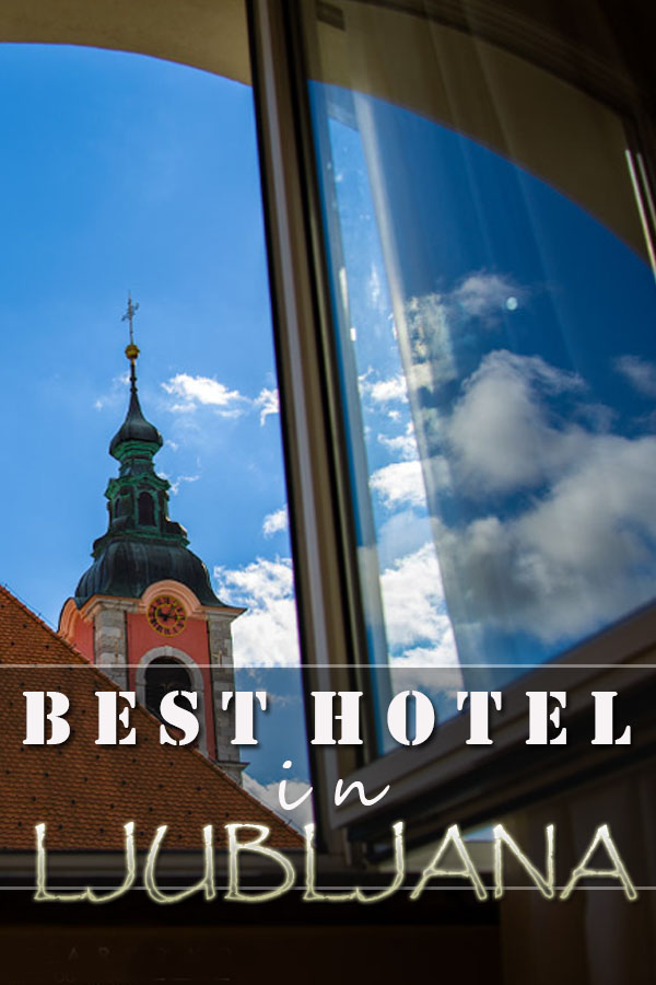 best hotel in ljubljana