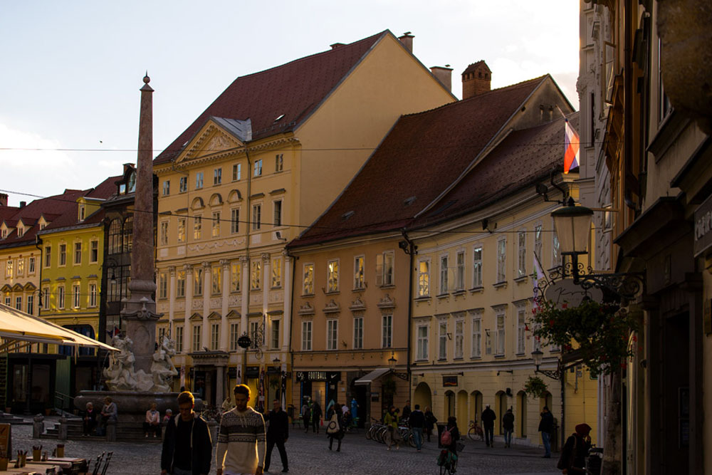 hotels near train station in ljubljana