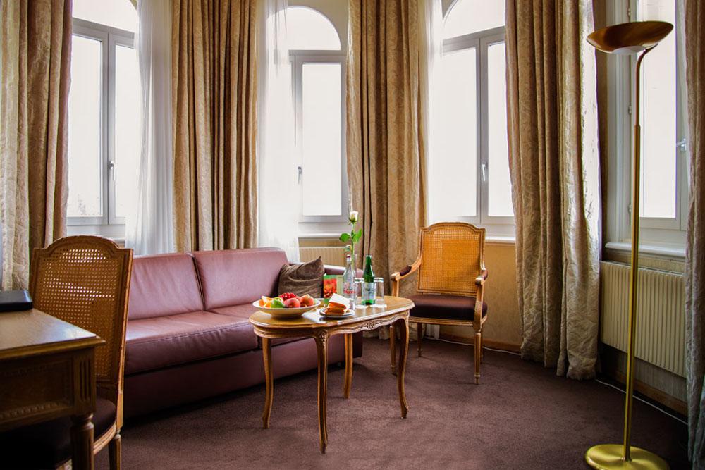 Best Hotel in Interlaken Linder Grand Hotel Beau Rivage