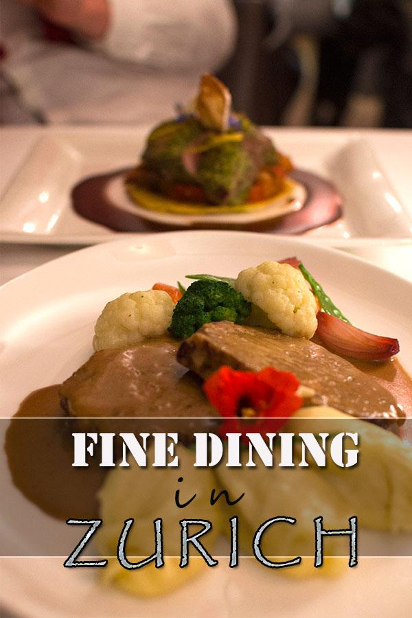fine dining in zurich, seasonal food in zurich, seasonal restaurant in zurich