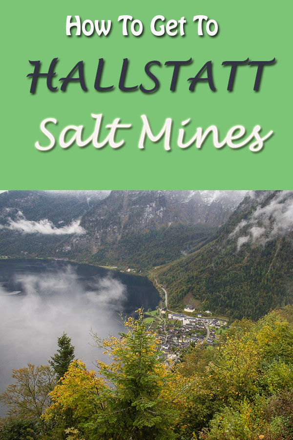 how to get to hallstatt salt mine