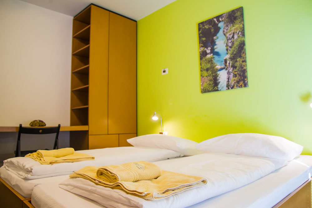 Where To Stay in Bovec Slovenia Hotel Sanje Ob Soci