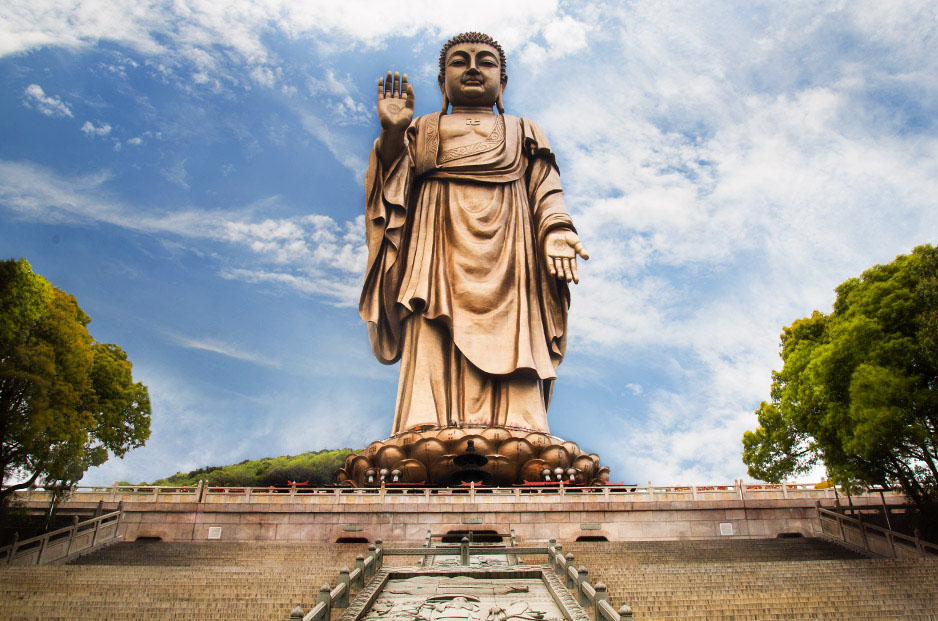 How To Visit the Grand Buddha at Ling Shan, Wuxi